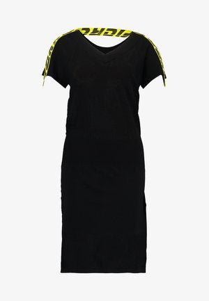 M-PAMMY DRESS - Neulemekko - black