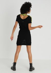 Diesel - M-PAMMY DRESS - Pletené šaty - black - 2