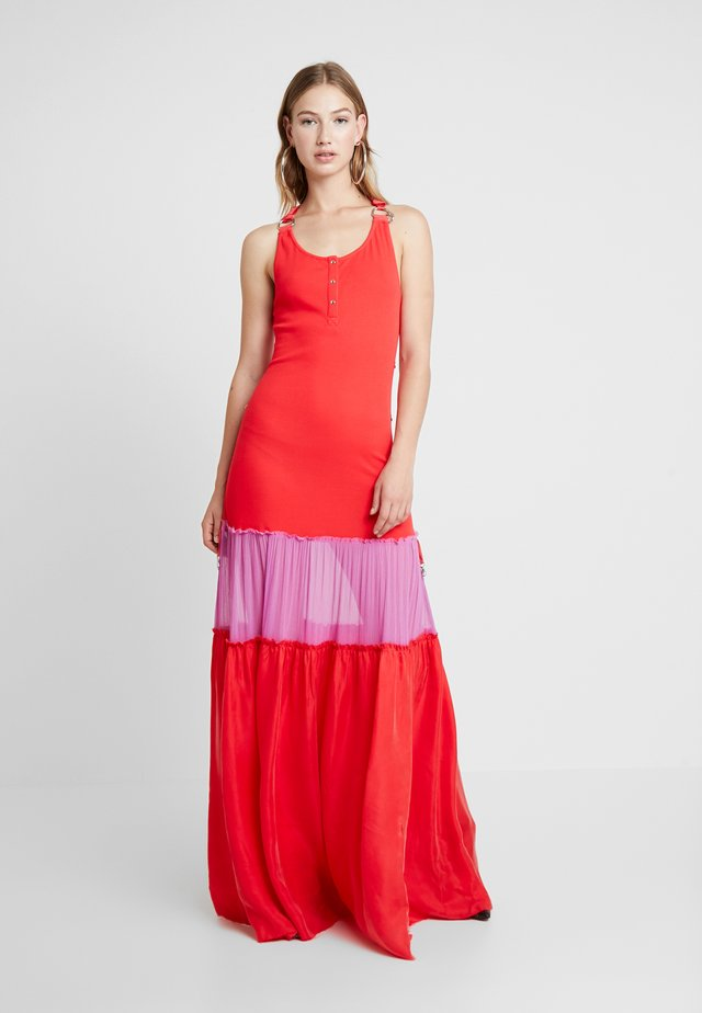 D-SAIGE DRESS - Maxi dress - red