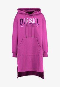 Diesel - D-ILSE-T ABITO - Vardagsklänning - violet - 3