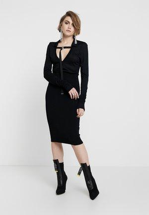 ABITO - Fodralklänning - black