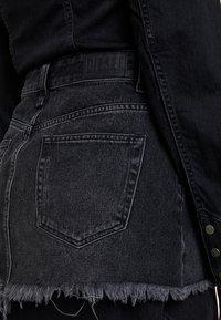 Diesel - DARI ABITO - Denní šaty - black - 5