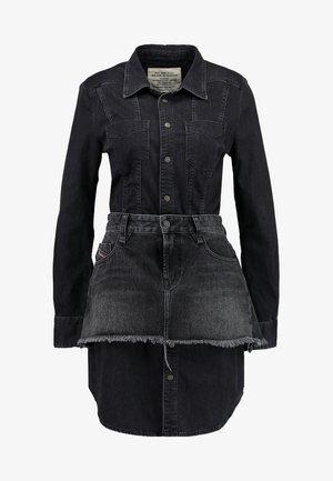 DARI ABITO - Denní šaty - black