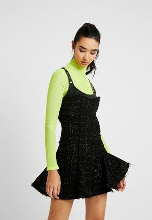 NAKI - Korte jurk - black