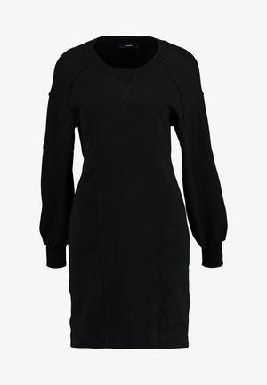 THUS - Denní šaty - black