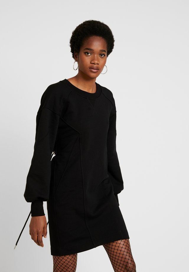 THUS - Vestido informal - black