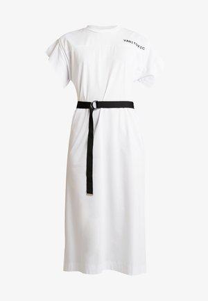 FLIX DRESS - Jerseykjole - white