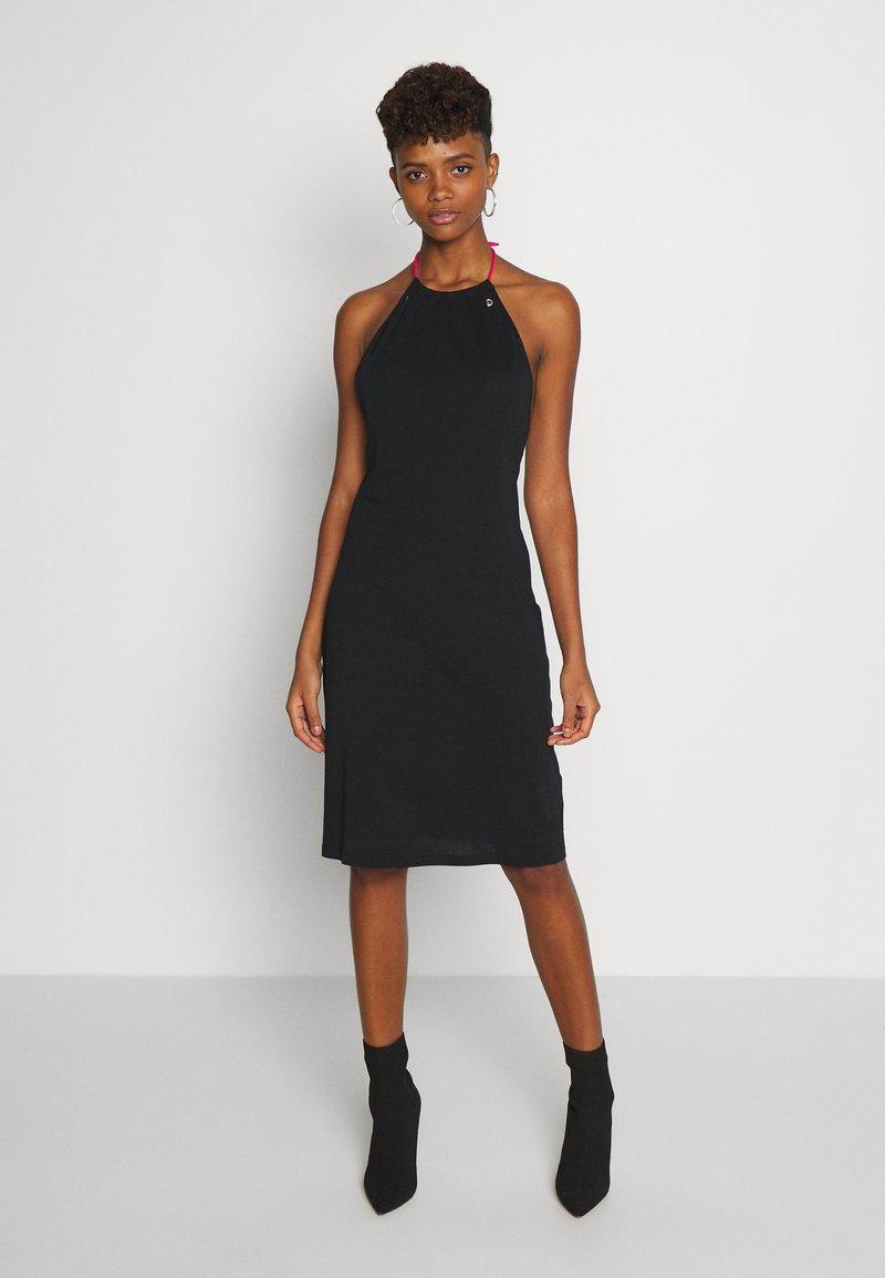 Diesel - TAISSYA DRESS - Sukienka etui - black