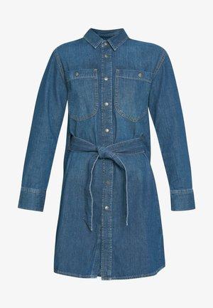 BLEU DRESS - Day dress - indigo