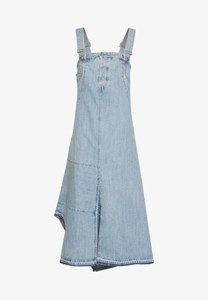 DE-FYONA DRESS - Jeansklänning - blue denim