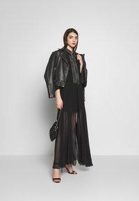 Diesel - RAHAN DRESS - Vestido largo - black - 1