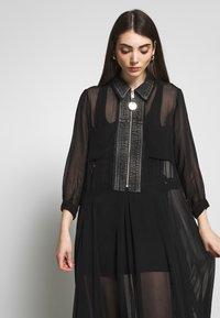 Diesel - RAHAN DRESS - Vestido largo - black - 4