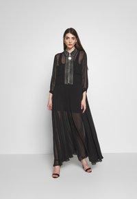 Diesel - RAHAN DRESS - Vestido largo - black - 0