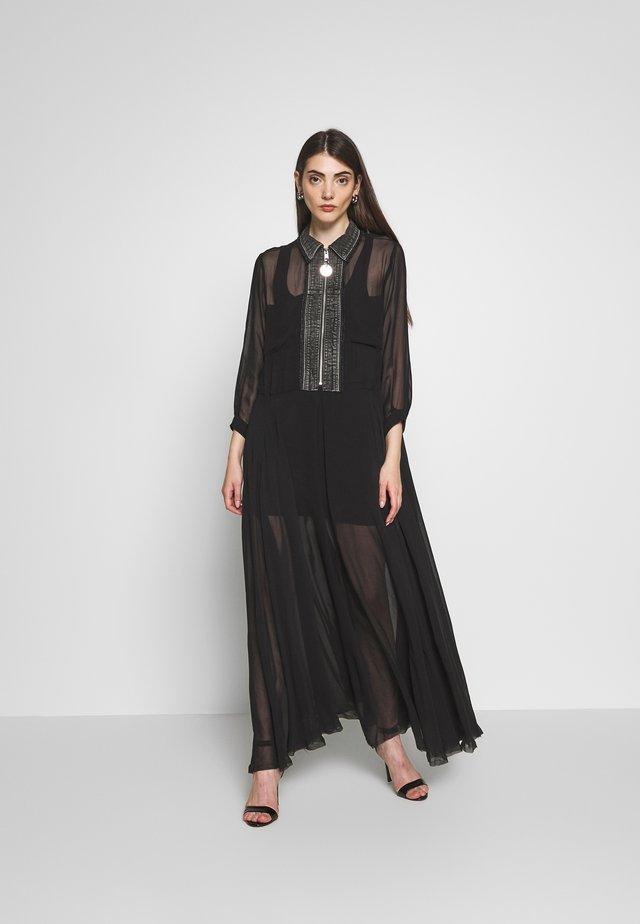 RAHAN DRESS - Długa sukienka - black