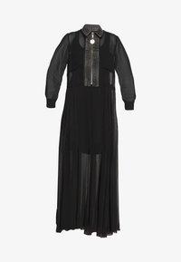 Diesel - RAHAN DRESS - Vestido largo - black - 5