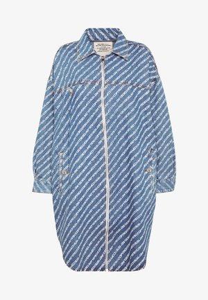 DE-SLYX DRESS - Denim dress - blue denim
