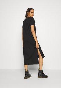 Diesel - FELIX LONG DRESS - Robe en jersey - black - 2