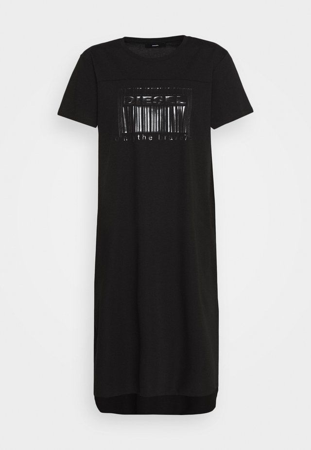 FELIX LONG DRESS - Vestido largo - black