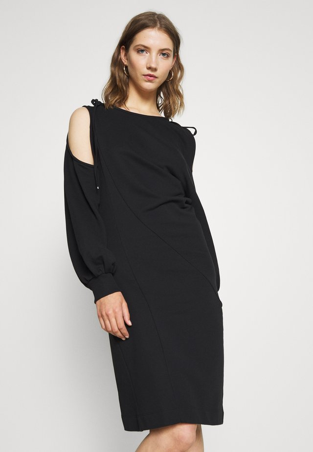 REVERT DRESS - Sukienka letnia - black
