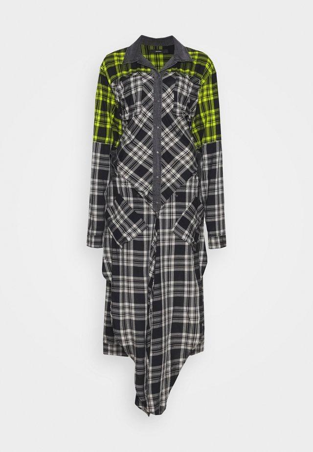 D-NIAVY DRESS - Sukienka koszulowa - black