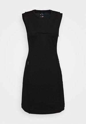 D-PHILO DRESS - Korte jurk - black