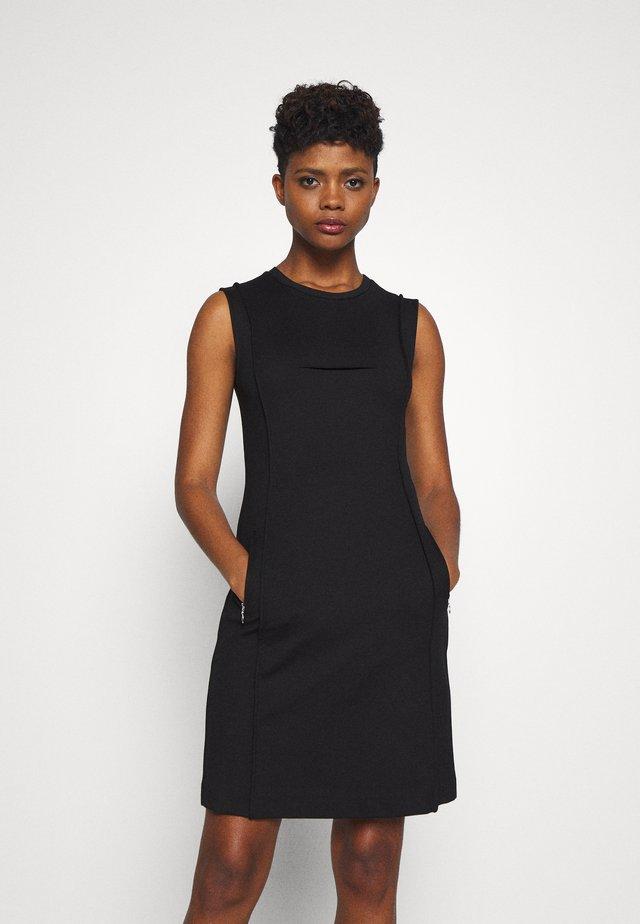 D-PHILO DRESS - Freizeitkleid - black
