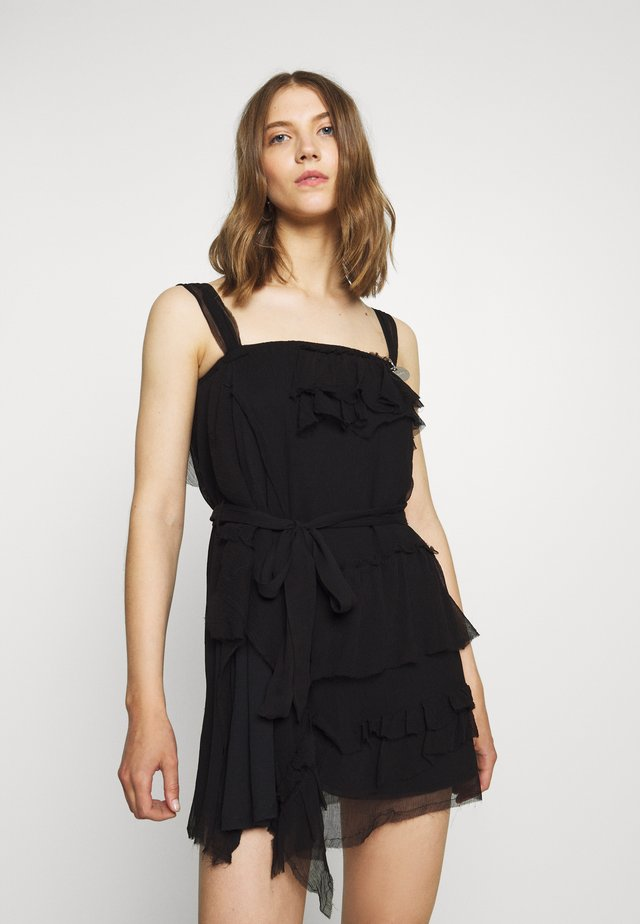 GIULY - Day dress - black
