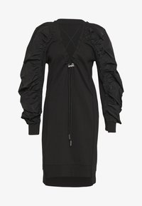 Diesel - D-FLISS - Day dress - black - 0