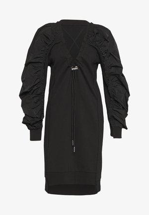 D-FLISS - Vestito estivo - black