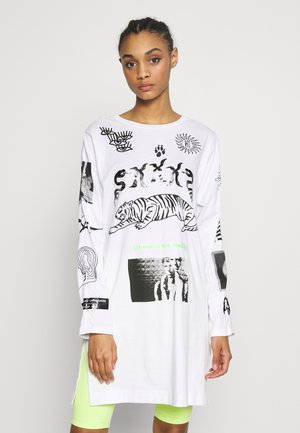 T-ROSY-A T-SHIRT - Long sleeved top - white