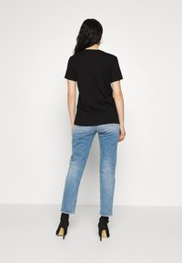 Diesel - T-SILY-S2 T-SHIRT - T-shirt con stampa - black - 2