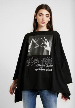 T-GIANP - Camiseta de manga larga - black