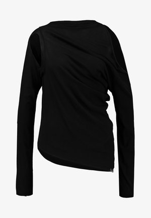 INVERSA - Long sleeved top - black