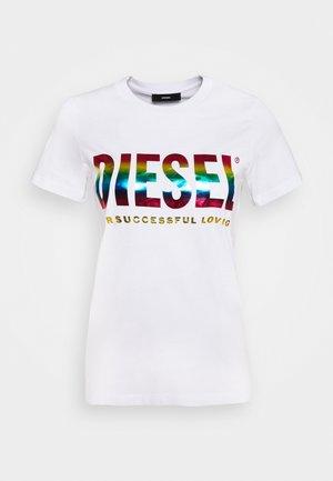 BFOWT SILY - T-shirt print - white