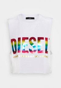 Diesel - BFOWT MUSCLE ROUNDIE - Top - white - 0