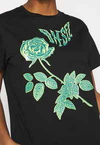 Diesel - DARIA - T-shirt print - black - 5