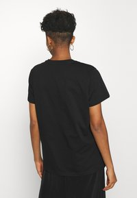 Diesel - DARIA - T-shirt print - black - 2
