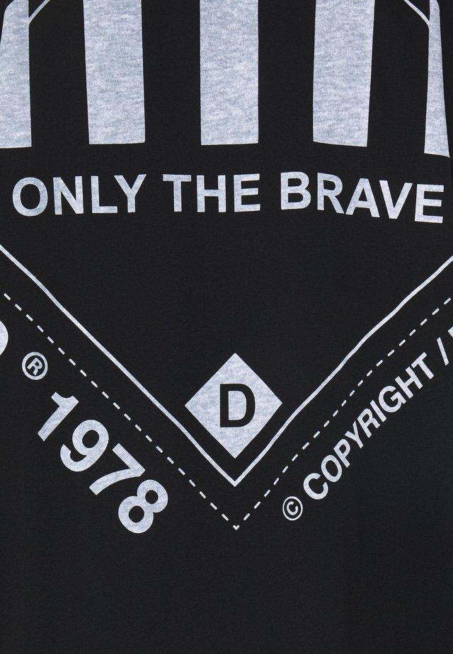 T-MIST-E71 T-SHIRT - Pitkähihainen paita - black