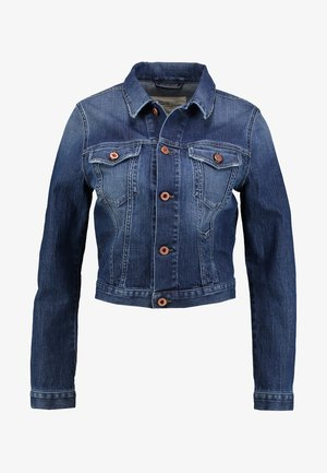 DE-LIMMY JACKET - Denim jacket - indigo
