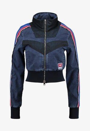 D-PHIN-NE JACKET - JOGG JEANS - Denim jacket - indigo