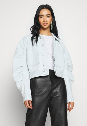 DE MERYL JACKET - Spijkerjas - blue denim