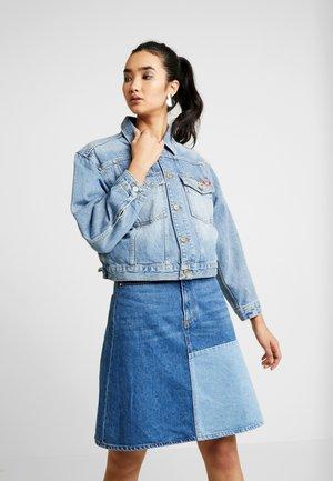 DE-CATY JACKET - Giacca di jeans - indigo