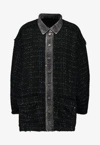 Diesel - TAMU - Short coat - black - 3