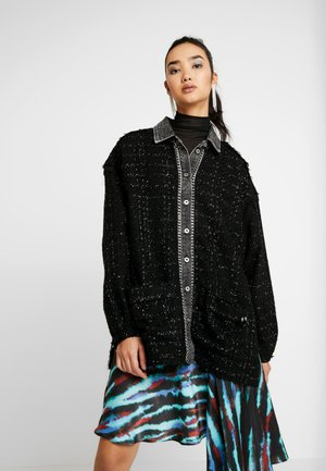 TAMU - Short coat - black