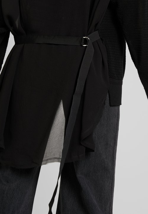 oferta Diesel M-TELY - Sweter - black Odzież Damska RGUI-ZU4