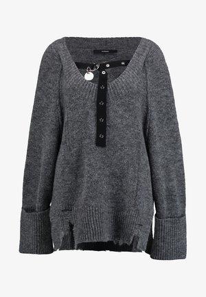M-MARIKAX - Sweter - grey