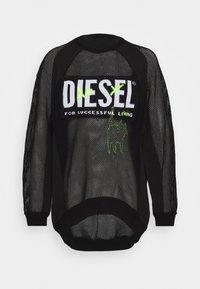 Diesel - PORTIA - Trui - black - 4