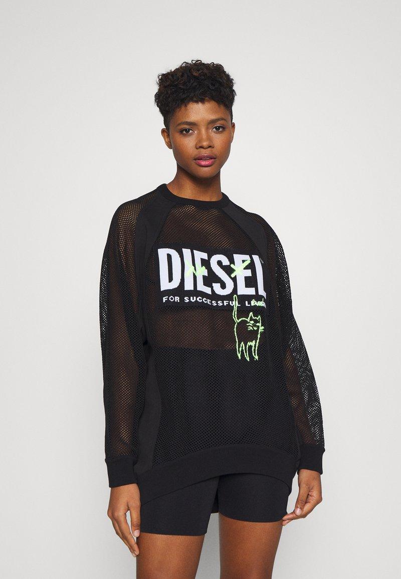 Diesel - PORTIA - Trui - black
