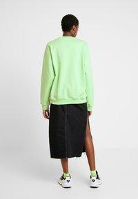 Diesel - F-ANG SWEAT-SHIRT - Sweatshirt - green - 2