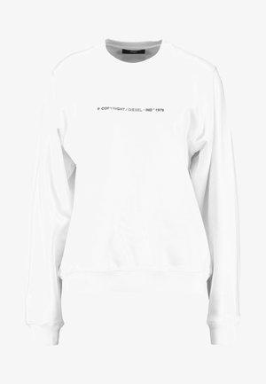 F-ANG-COPY - Bluza - white